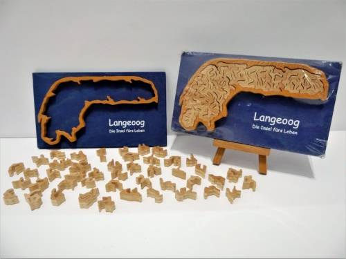 Unwiderstehliche Holzpuzzle