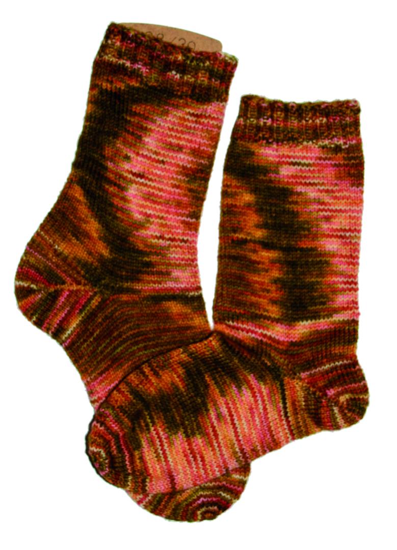 Auf die Socke - fertig - los !, 1. Einheit