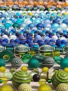 Perlenfaszination - Herstellen von Schmuckketten
